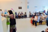 Antrean pelunasan BPIH di Palembang masih sepi