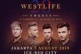 Grup Musik Westlife Akan Konser Reuni di Indonesia