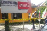 Kantor DPC Hanura Temanggung dirusak orang tak dikenal