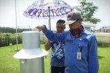BMKG: Palembang di prakirakan intensitas curah hujan meningkat