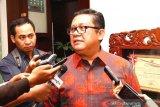 Jokowi melayat ke rumah duka Muhammad Yamin