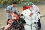 Indra Sjafri bantu warga Vietnam yang kesulitan dengan barang bawaannya