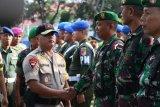 POLRI-TNI di Sulteng kompak amankan Pemilu-Pilpres