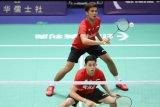 Fajar/Rian melaju ke babak kedua usai kalahkan China