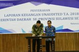 Pemkab Sinjai serahkan laporan keuangan 2018 kepada BPK
