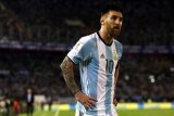 Messi tinggalkan kamp timnas Argentina akibat cedera
