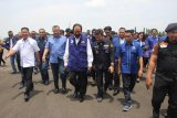 Surya Paloh rancang strategi pemenangan di Makassar