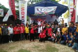 TKD Parigi Moutong deklarasi pemenangan Jokowi-Ma'ruf