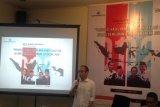 Survei Charta Politika: Jokowi unggul 18,2 persen dari Prabowo