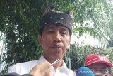 Presiden Jokowi minta konflik tanah segera diselesaikan