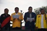 Parpol se-Kabupaten Poso deklarasi kampanye damai