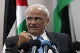 Erekat:  kebijakan Israel takkan hasilkan perdamaian