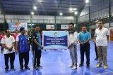 Nadalsyah Buka Kejuaraan Bupati Cup Fun Futsal