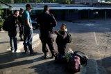 Rombongan ribuan migran di Meksiko bergerak menuju perbatasan Amerika Serikat