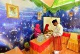 60 stan bazar meriahkan MTQ XI Kabupaten Karimun