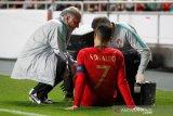 Ronaldo cidera, Kean meraja lela