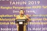 Gubernur Lampung : Simulasi bencana harus di semua daerah rawan