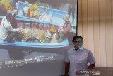 Kasihan, kaki Harimau Sumatera infeksi akibat jerat di Riau terancam diamputasi