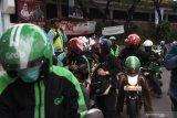 Ditusuk di leher, pengemudi ojol berhasil gagalkan aksi perampasan