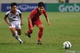 Kalah 1-2, Indonesia gagal ke final Piala Merlion