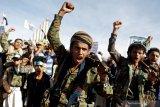 Al-Houthi Yaman luncurkan dua serangan drone  ke bandara Arab Saudi