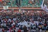 Jokowi sapa pendukung dengan bahasa Aceh