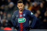 Neymar hina wasit diskors tiga laga Liga Champions