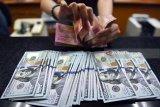 Dolar AS menguat di tengah penurunan Euro dan Yen