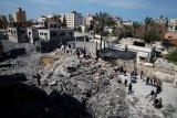 Israel hancurkan bangunan pemukiman di Al-Quds Timur