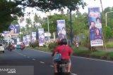 Bawaslu Manado tegaskan akan tindaki APK Nasdem di lokasi terlarang