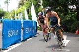 Atlet triathlon berbagi ilmu dengan formula