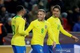 Brazil tundukan Ceko, Gabriel Jesus jadi supersub