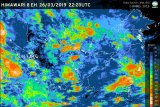 Waspadai, Banjarnegara berpotensi hujan lebat pada Jumat
