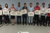 CV Anugerah Perdana Palu gelar kontes Layanan Honda Regional 2019