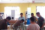 Kapolres, Dandim, dan Kajari cek logistik di KPU Minahasa Tenggara