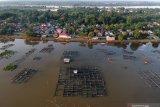 Tahap awal pembersihan Danau Maninjau, 2.000 keramba bakal dihilangkan