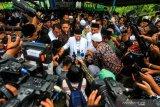Ma'ruf Amin silaturahmi dengan kiai NU Yogyakarta
