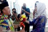 Meski sudah operasional, terminal baru Bandara Tjilik Riwut diharapkan tetap diresmikan oleh Jokowi