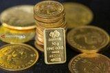 Emas naik di atas 1.500 dolar AS jelang pertemuan penting bank sentral
