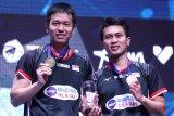 Ahsan/Hendra siap tempur pada semifinal Singapore Open