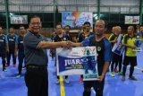 Dinas Pertanian juara Bupati Cup Fun Futsal