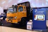 4,5 persen pasar kendaraan niaga Indonesia dikuasai Mitsubishi Fuso