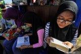 Mahasiswa calon guru didorong Kemenristek Dikti tingkatkan budaya membaca