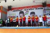 Relawan JMA targetkan 70 persen kemenangan Jokowi-Ma'ruf di Karimun (video)
