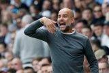 Keyakinan Guardiola bahwa City bermain lebih baik di bawah tekanan