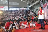 Puan ajak masyarakat berjuang santun menangkan Jokowi-Ma'ruf