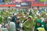 Video - JPNU optimistis perempuan jadi penggerak kemenangan Jokowi/Ma'ruf