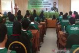 BNNP Sultra pembukaan pelatihan kader inti PAN-STU