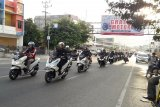 Honda Anper Palu gelar PCX Luxurious Ride Honda Community