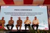 Pertamina targetkan pembangunan terminal LPG selesai 2020